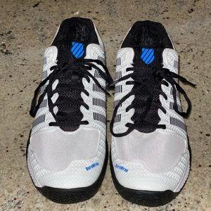 K-Swiss 03377-112 M Low Mens Tennis Shoes Size 13